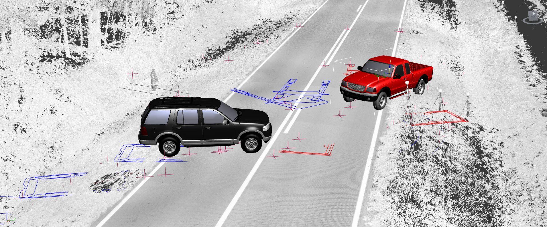 Accident Reconstruction – Wotech3D
